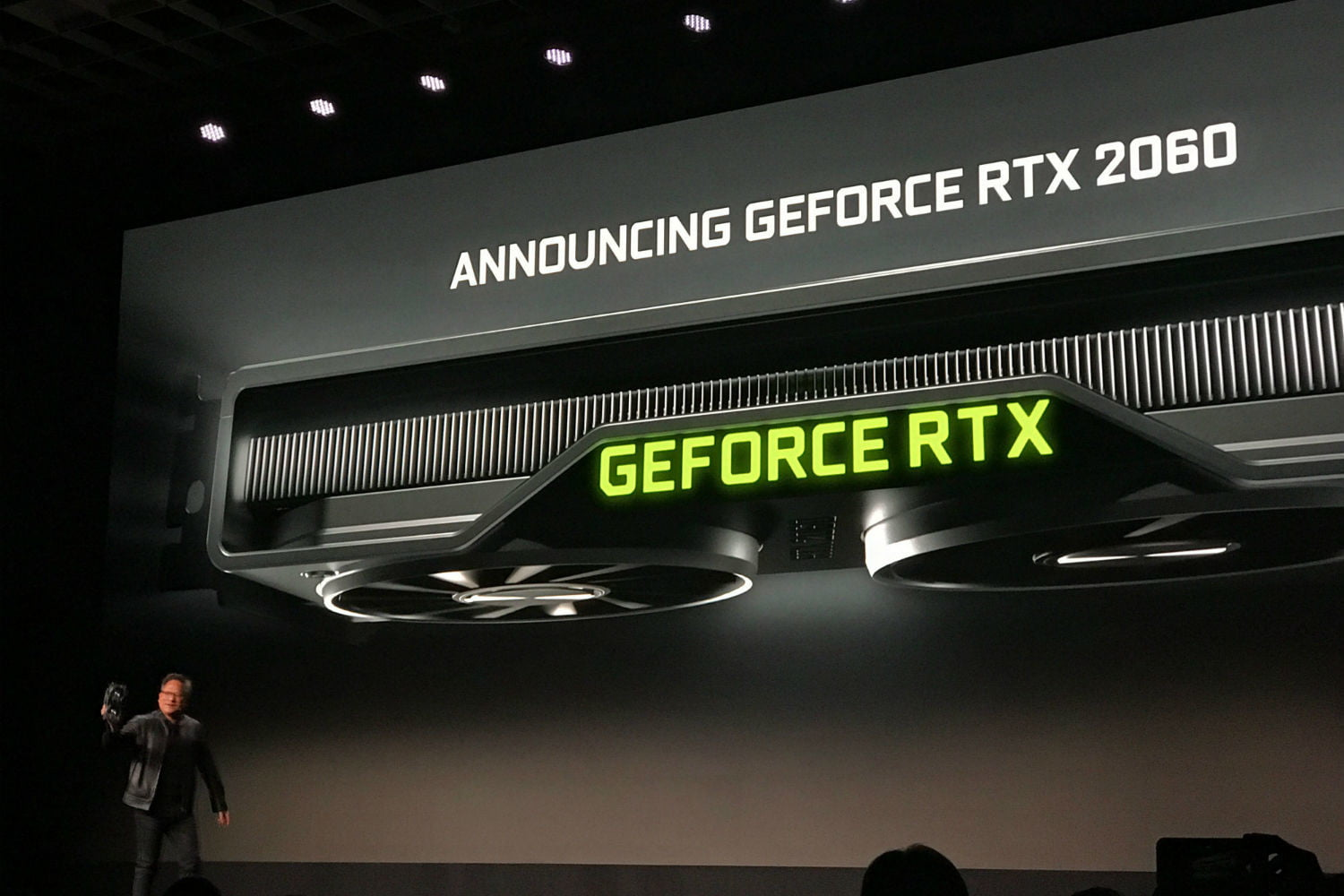 4GEEK Article Image - Ladies and gentlemen, RTX 2060 presented!